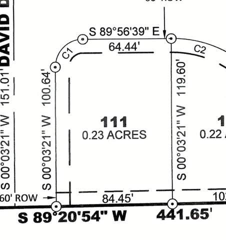 Lot 111 Prairie Acres Part 7, Solon, IA 52333 (MLS #202006662) :: Lepic Elite Home Team