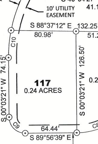 Lot 117 Prairie Acres Part 7, Solon, IA 52333 (MLS #202006663) :: Lepic Elite Home Team