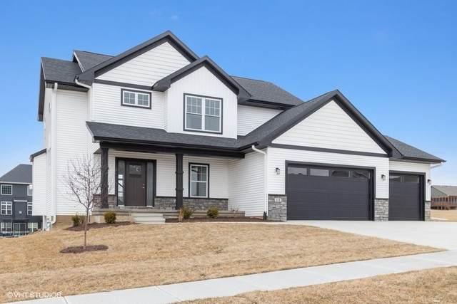 160 Sedona St, Iowa City, IA 52246 (MLS #202006705) :: Lepic Elite Home Team