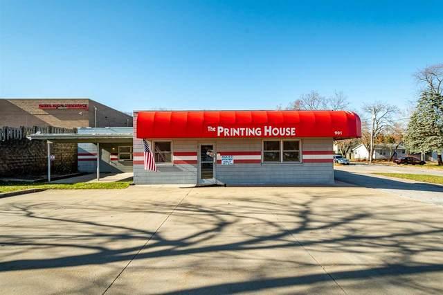 901 S 1st Avenue, Iowa City, IA 52245 (MLS #202006738) :: Lepic Elite Home Team