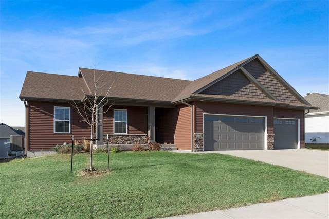 2839 Armstrong Dr, Iowa City, IA 52240 (MLS #202006795) :: Lepic Elite Home Team