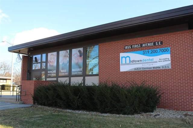 1855 1st Ave Se #100, Cedar Rapids, IA 52402 (MLS #202006827) :: The Johnson Team