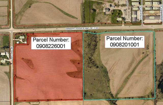 72.39 Acres M/L Herbert Hoover Hwy, Iowa City, IA 52240 (MLS #202006882) :: The Johnson Team