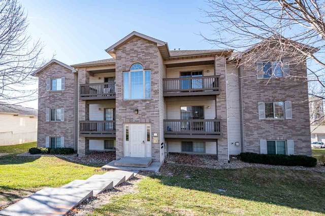 2880 Coral Ct #302, Coralville, IA 52241 (MLS #202006936) :: The Johnson Team
