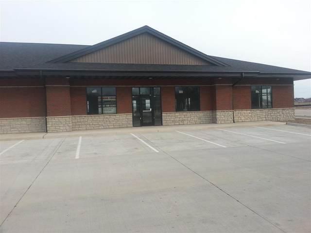 3645 Stone Creek Circle Sw A, Cedar Rapids, IA 52404 (MLS #202007034) :: The Johnson Team