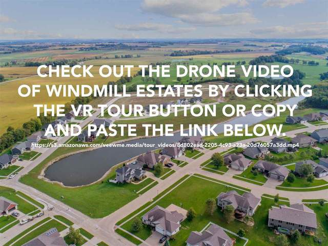 Lot 90 Windmill Estates, Solon, IA 52333 (MLS #202007156) :: The Johnson Team