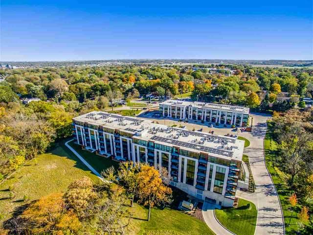 1 University Way No. 506, Iowa City, IA 52246 (MLS #202100015) :: The Johnson Team