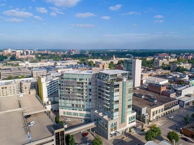 221 E College St No. 907, Iowa City, IA 52240 (MLS #202100083) :: The Johnson Team