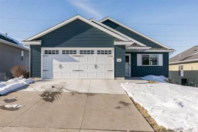 407 Moose Dr Nw, Cedar Rapids, IA 52405 (MLS #202100309) :: Lepic Elite Home Team