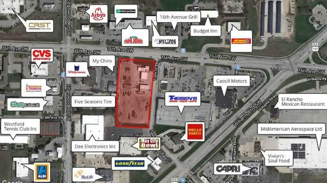3145 16th Ave Sw, Cedar Rapids, IA 52404 (MLS #202100445) :: The Johnson Team