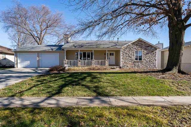 318 Post Road, Iowa City, IA 52245 (MLS #202100466) :: The Johnson Team