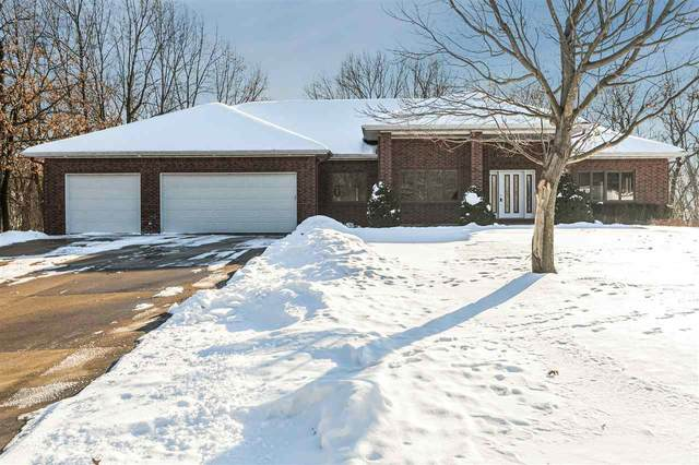 2717 Royal Oaks Dr Nw, Swisher, IA 52338 (MLS #202100481) :: Lepic Elite Home Team