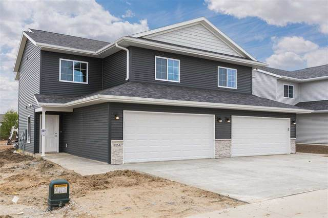 1406 Truman Court Ne A, Cedar Rapids, IA 52402 (MLS #202100495) :: Lepic Elite Home Team