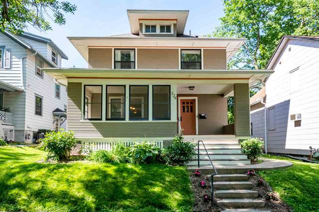 324 Fairchild St, Iowa City, IA 52245 (MLS #202100506) :: The Johnson Team
