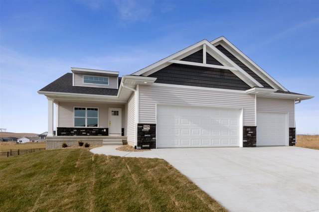 1540 Franklin St., North Liberty, IA 52317 (MLS #202100531) :: Lepic Elite Home Team