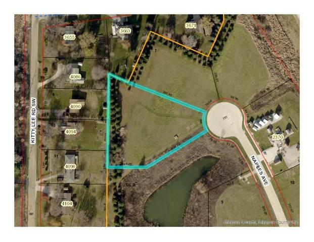 Lot Lot 6 Naples Ave, Iowa City, IA 52240 (MLS #202100546) :: Lepic Elite Home Team