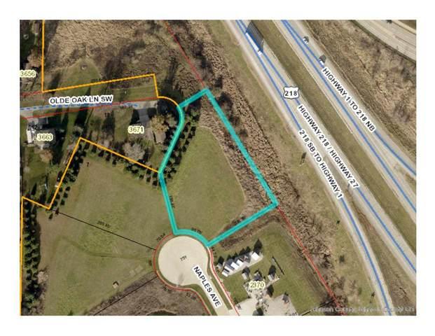 Lot Lot 8 Naples Ave, Iowa City, IA 52240 (MLS #202100549) :: Lepic Elite Home Team