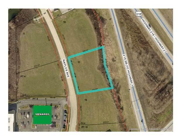 Lot Lot 11 Naples Ave, Iowa City, IA 52240 (MLS #202100552) :: The Johnson Team