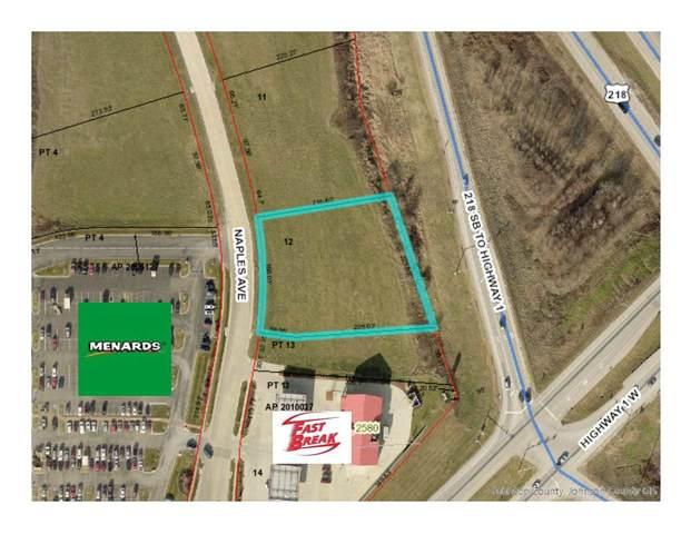 Lot Lot 12 Naples Ave, Iowa City, IA 52240 (MLS #202100553) :: Lepic Elite Home Team