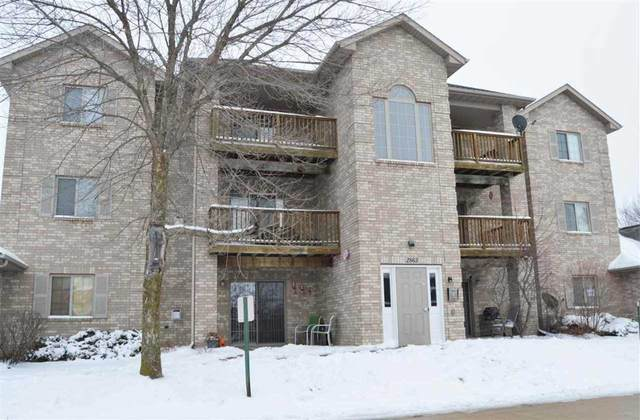 2863 Coral Court #203, Coralville, IA 52241 (MLS #202100870) :: Lepic Elite Home Team