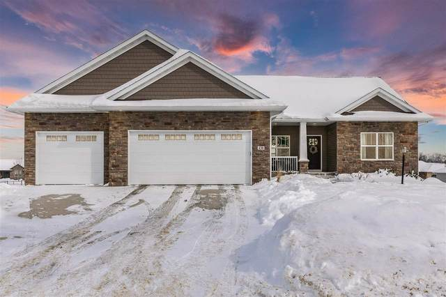 430 N Juniper St, North Liberty, IA 52317 (MLS #202100947) :: The Johnson Team