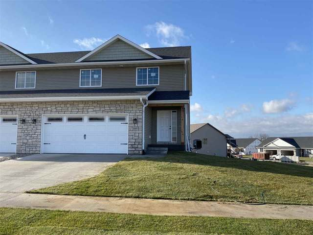911 Creekside Drive, Tiffin, IA 52340 (MLS #202101163) :: The Johnson Team
