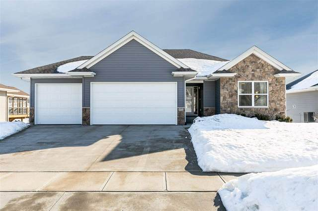 172 Lindemann Dr #1740, Iowa City, IA 52245 (MLS #202101180) :: The Johnson Team