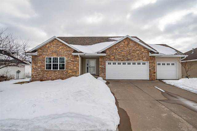 1627 Grizzly Trail, North Liberty, IA 52317 (MLS #202101221) :: Lepic Elite Home Team