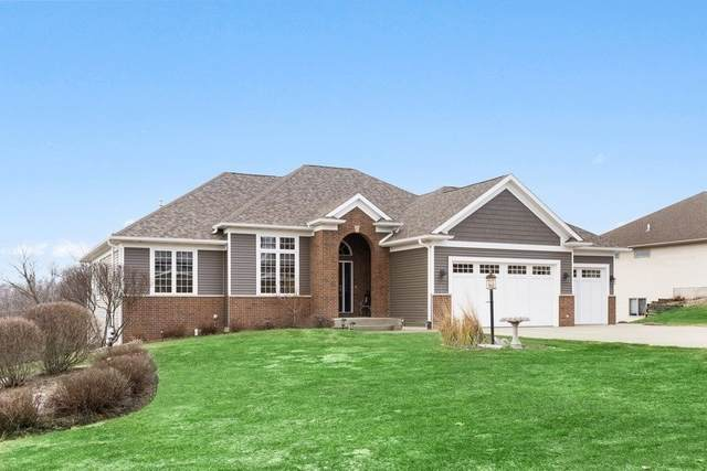 3970 Roberts Ridge Ne, Iowa City, IA 52240 (MLS #202101349) :: The Johnson Team