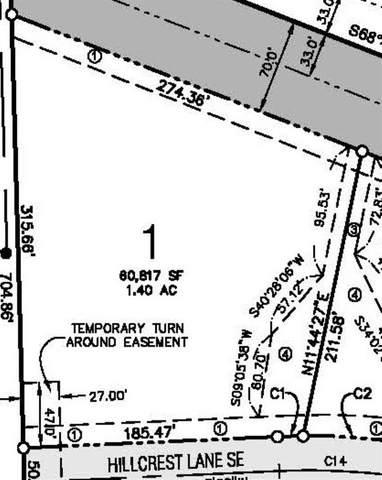 Lot 1 Rolling Prairie Estates, Iowa City, IA 52240 (MLS #202101351) :: The Johnson Team