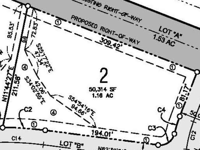Lot 2 Rolling Prairie Estates, Iowa City, IA 52240 (MLS #202101352) :: The Johnson Team