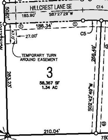 Lot 3 Rolling Prairie Estates, Iowa City, IA 52240 (MLS #202101353) :: The Johnson Team