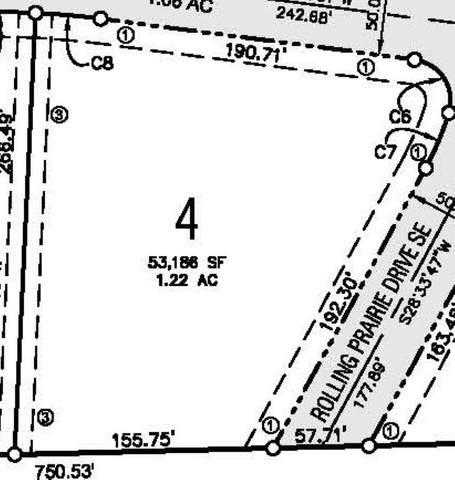 Lot 4 Rolling Prairie Estates, Iowa City, IA 52240 (MLS #202101354) :: The Johnson Team