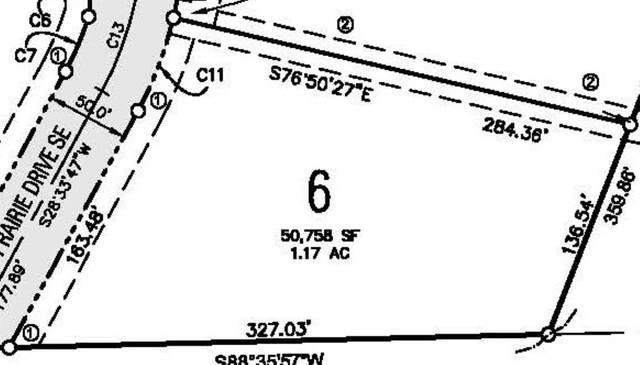Lot 6 Rolling Prairie Estates, Iowa City, IA 52240 (MLS #202101356) :: The Johnson Team