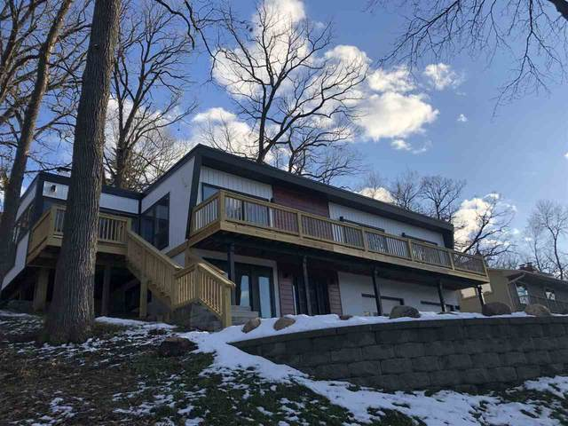 212 Rocky Shore Dr, Iowa City, IA 52246 (MLS #202101357) :: The Johnson Team
