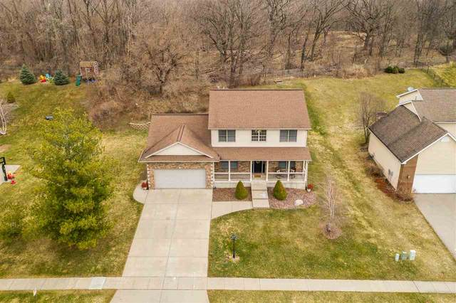 1025 Forest Edge Dr, Coralville, IA 52241 (MLS #202101499) :: Lepic Elite Home Team