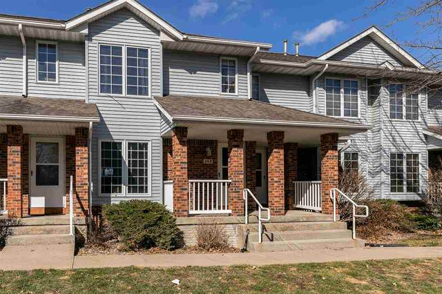 268 Westside Dr, Iowa City, IA 52246 (MLS #202101503) :: Lepic Elite Home Team