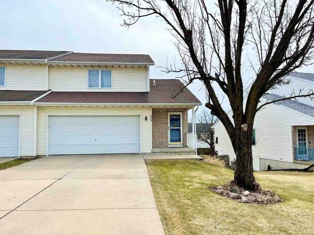 2210 13th St, Coralville, IA 52241 (MLS #202101522) :: Lepic Elite Home Team