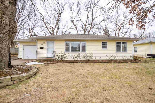 709 Caroline Ave, Iowa City, IA 52245 (MLS #202101533) :: The Johnson Team