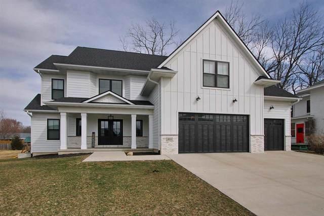 1022 Oakes Dr., Iowa City, IA 52240 (MLS #202101538) :: The Johnson Team