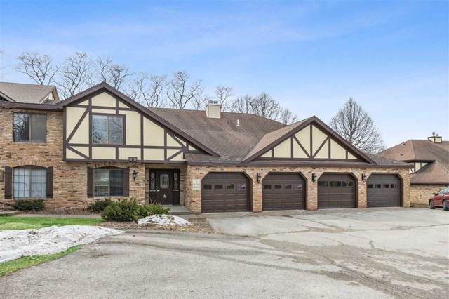 1512 1st Ave 203A, Coralville, IA 52241 (MLS #202101614) :: The Johnson Team