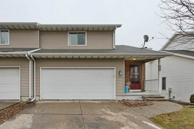 1101 22nd Ave, Coralville, IA 52241 (MLS #202101672) :: Lepic Elite Home Team