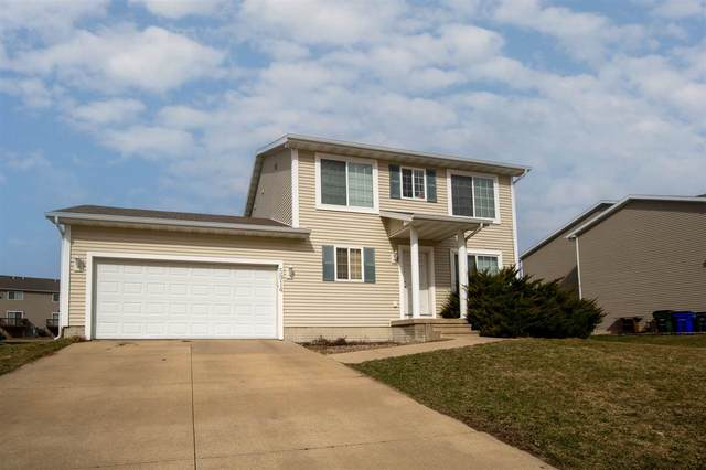 5914 Wheatland Dr, Cedar Rapids, IA 52404 (MLS #202101679) :: Lepic Elite Home Team