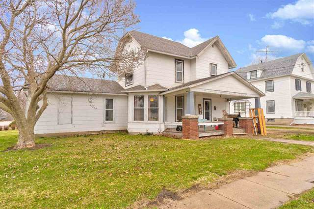 221 S Avenue D, Washington, IA 52353 (MLS #202101710) :: Lepic Elite Home Team