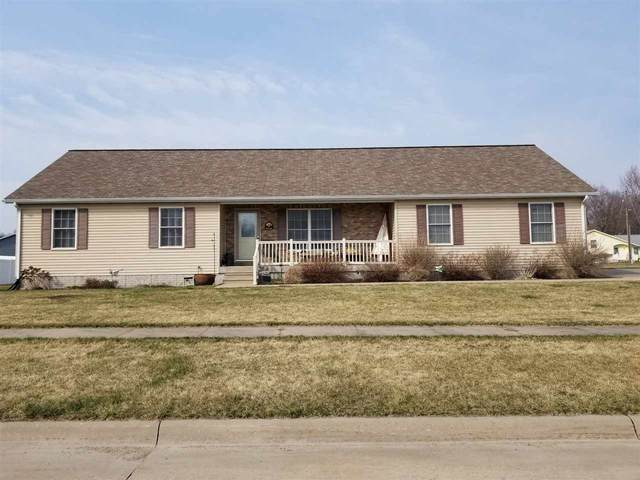 100 New Heritage Trail, Columbus Junction, IA 52738 (MLS #202101721) :: The Johnson Team