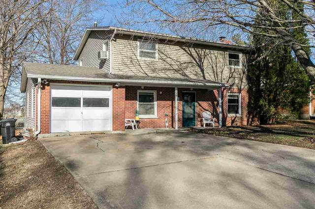 708 14th Ave, Coralville, IA 52241 (MLS #202101740) :: Lepic Elite Home Team
