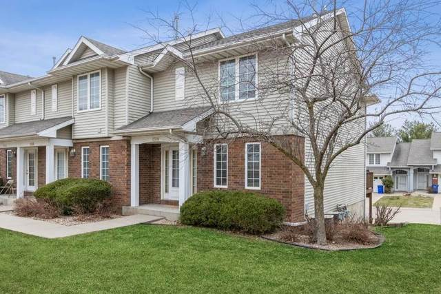 1514 Mckinley Place, Iowa City, IA 52246 (MLS #202101742) :: Lepic Elite Home Team