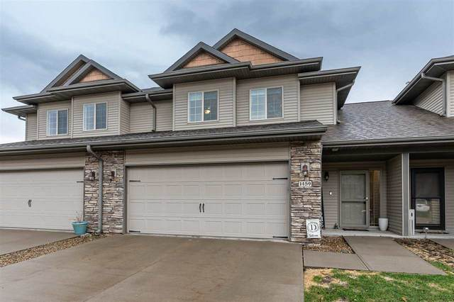 1459 Marilyn Dr, North Liberty, IA 52317 (MLS #202101748) :: Lepic Elite Home Team