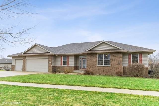 3475 Killarney Rd., Iowa City, IA 52246 (MLS #202101771) :: Lepic Elite Home Team