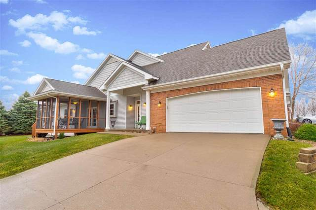 2128 Abbie Ct, Coralville, IA 52241 (MLS #202101775) :: The Johnson Team